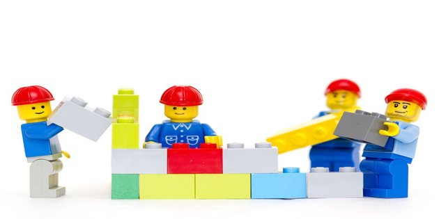 Schroders: Building an investment case the Lego way...