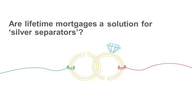 Legal & General webinar: are lifetime mortgages a solution for 'silver separators'?