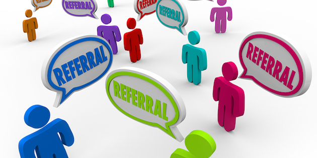 What stops you asking for referrals?