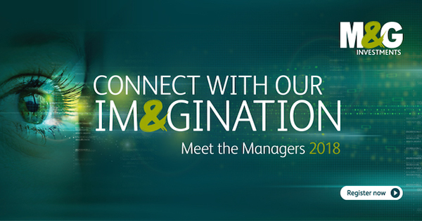 Don't miss out: register to livestream M&G's Meet the Managers