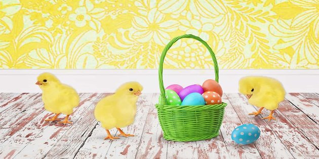 Prudential: The Christmas stocking may be empty but there's a token coming in the Easter egg basket!