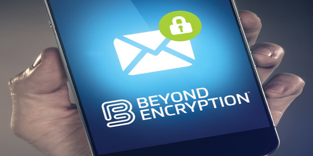 Exclusive, Panacea brings to you a unique Secure Email by Mailock from Beyond Encryption