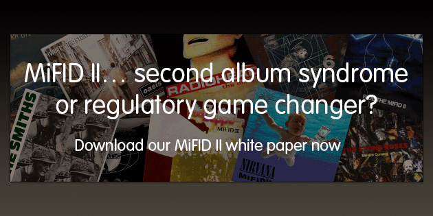 MiFID II - the difficult second album?