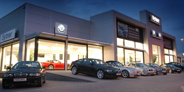 Sytner Affinity: Latest offers